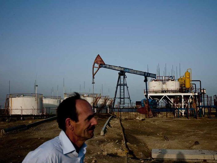 Caucasus: Oil Politics
